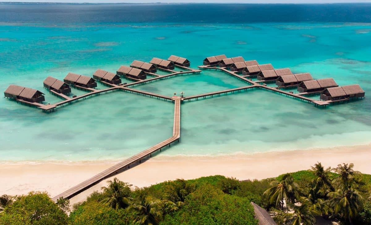Shangri La Villingili Resort & Spa
