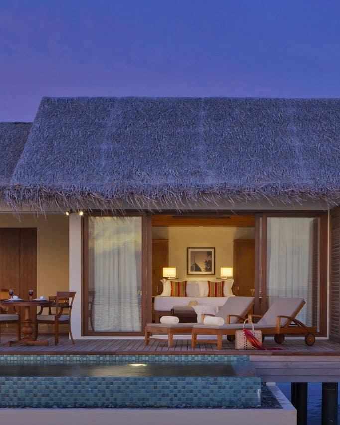 water pool villas one bedroom