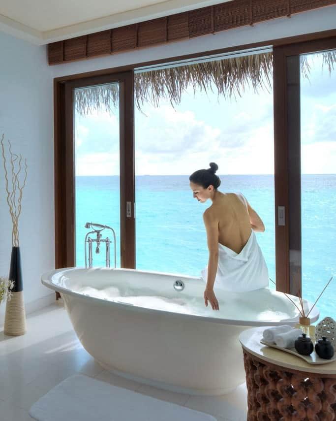 water pool villa two bedroom