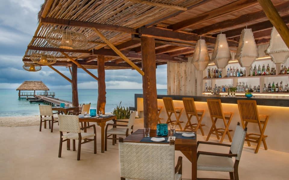 Viceroy Riviera Maya Bar