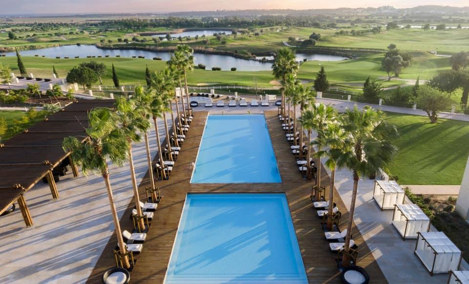 Anantara Vilamoura Resort Pool View