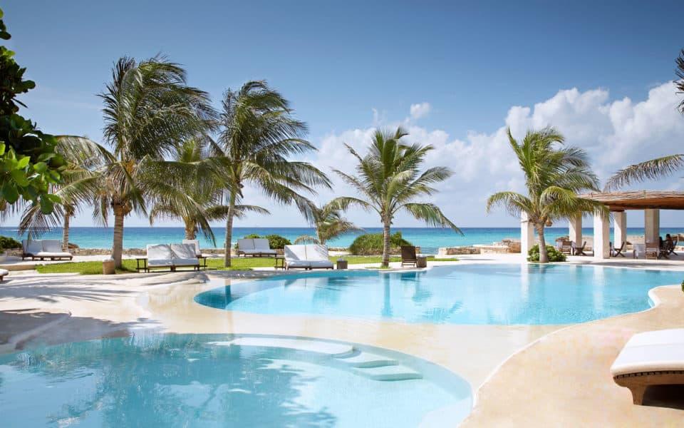 Viceroy Riviera Maya Infinity Pool