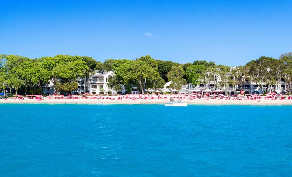 Sandy Lane Luxurious Barbados Holiday