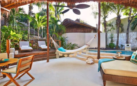 Viceroy Riviera Maya Signature Villa Terrace