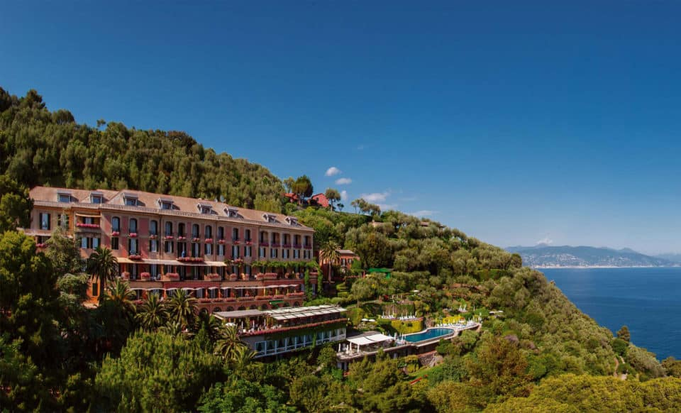 Belmond Hotel Splendido View