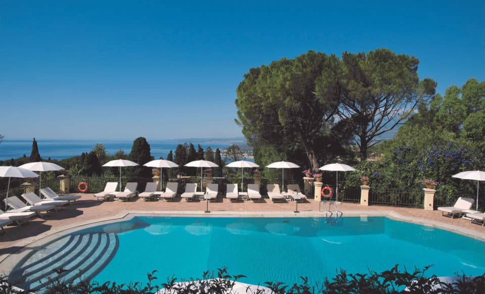 Belmond Grand Hotel Timeo Pool View