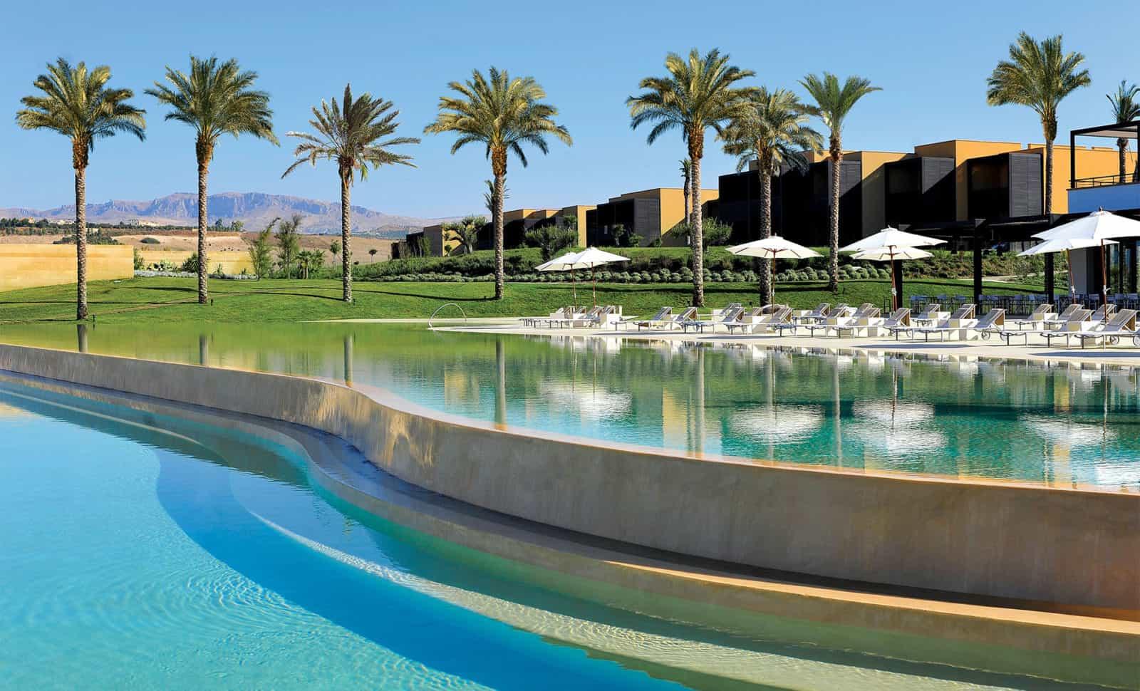 Verdura Resort Pool View