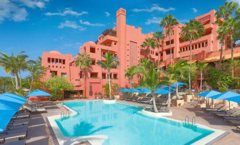 The Ritz-Carlton Abama Family Pool