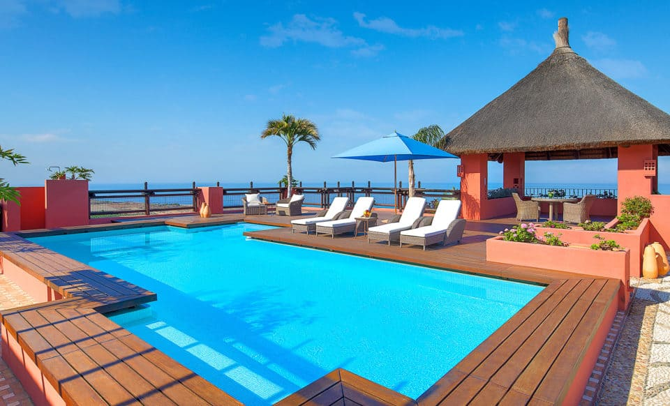 The Ritz-Carlton Abama Imperial Suite Outdoor Pool