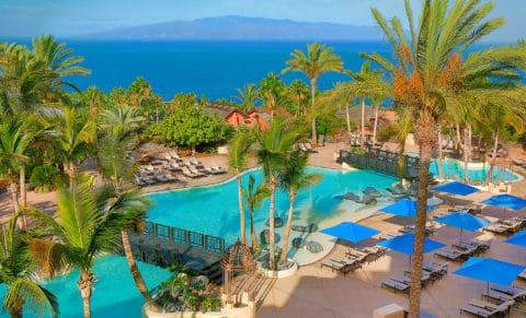 The Ritz-Carlton Abama Lagoon Pool