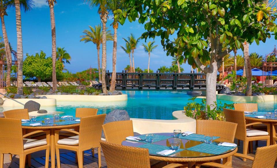 The Ritz-Carlton Abama Los Chozos