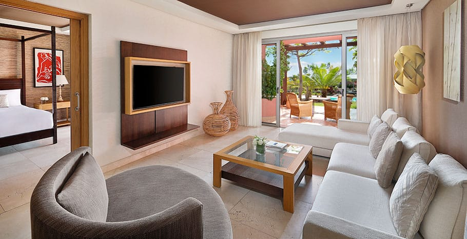 The Ritz-Carlton Abama One Bedroom Suite