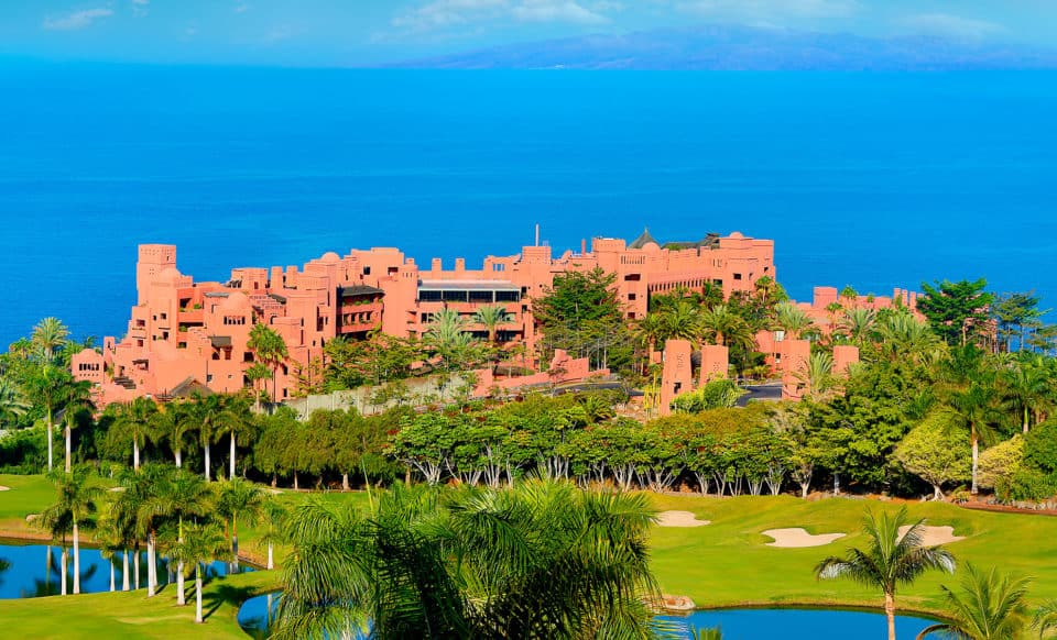 The Ritz-Carlton Abama Panoramic