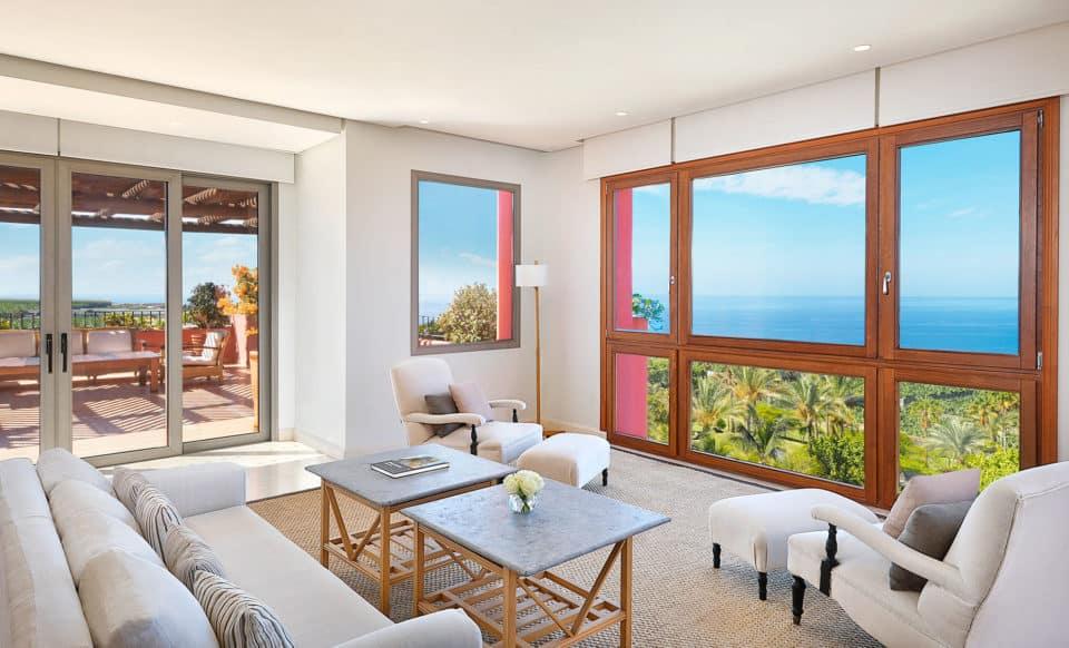 The Ritz-Carlton Abama Royal Suite