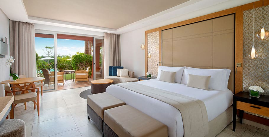 The Ritz-Carlton Abama Tagor´Villas Deluxe Room