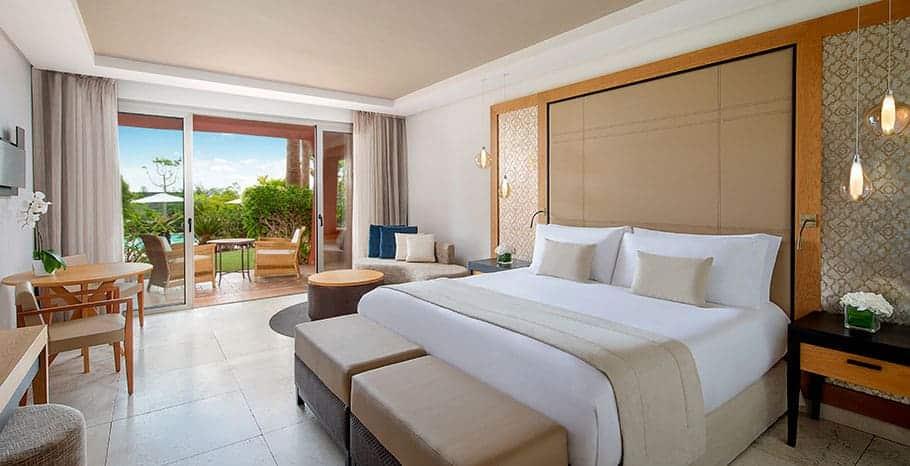 The Ritz-Carlton Abama Tagor´Villas Deluxe Room