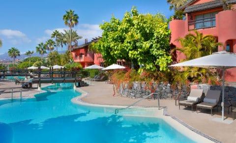 The Ritz-Carlton Abama Villa Pool