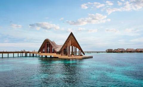 Joali Maldives Jetty