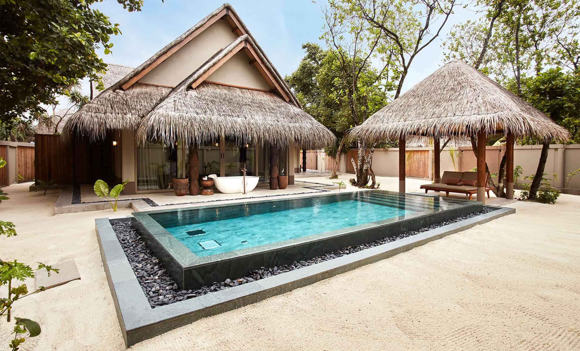 Joali Maldives Family Beach Villa with Pool