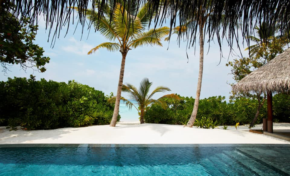Joali Maldives Luxury Water Villa with Pool