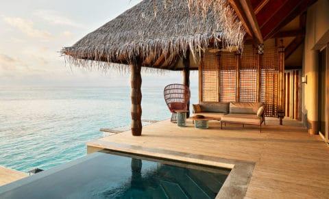 Joali Maldives Three-Bedroom Ocean Residence