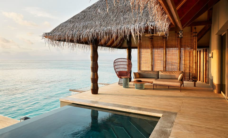 Joali Maldives Three-Bedroom Ocean Residence