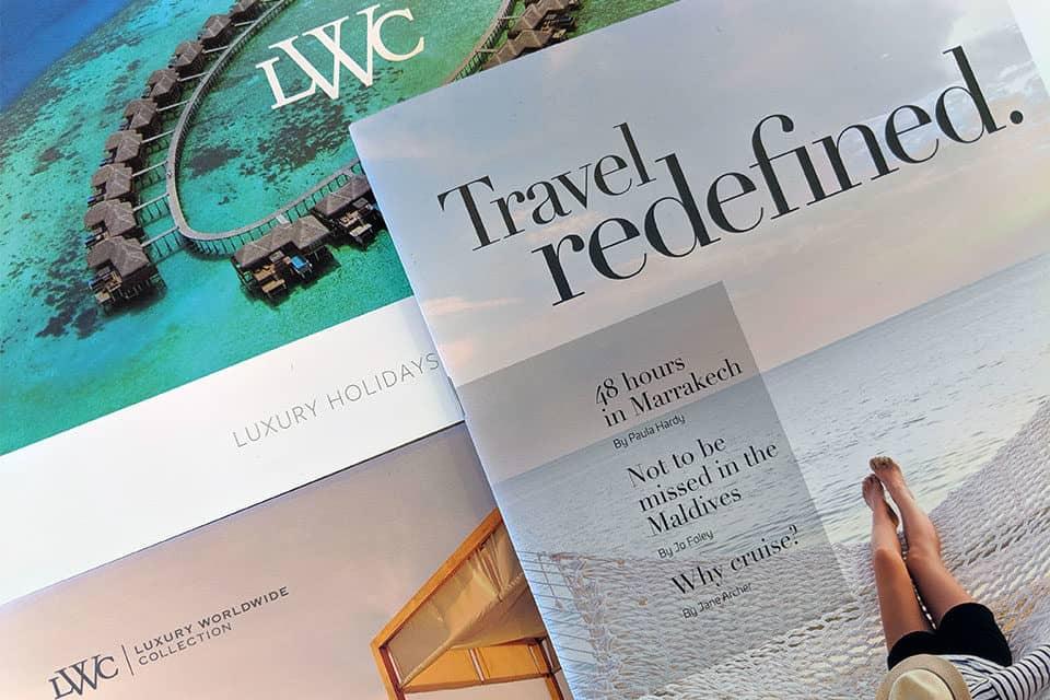 Luxury Worldwide Collection Brochures