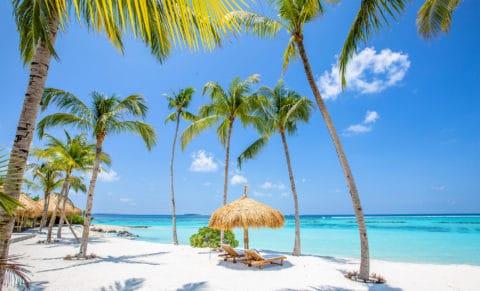 Emerald Maldives Beach