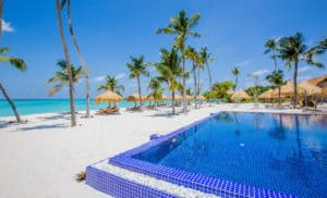 Emerald Maldives Beach Pool