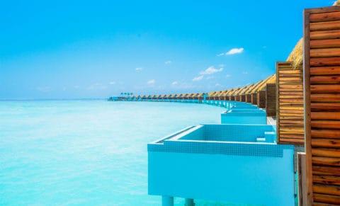 Emerald Maldives Water Villa with Pool