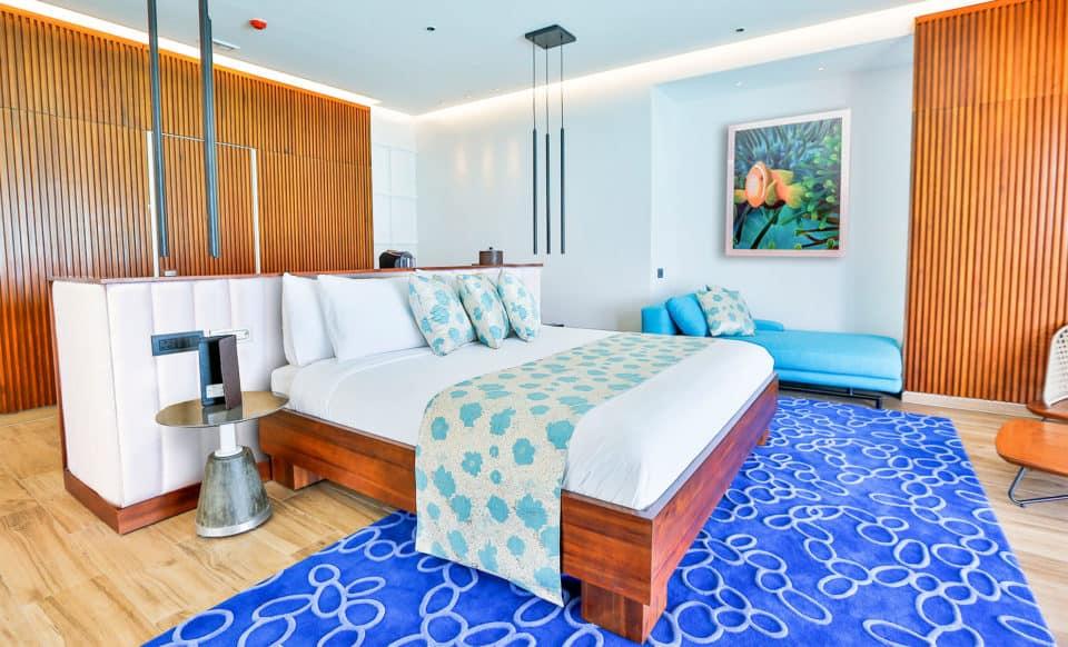 Emerald Maldives Water Villa Room