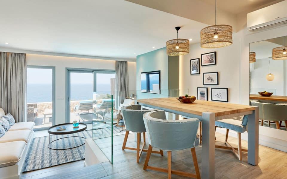 7 Pines Cliff Suite Duplex