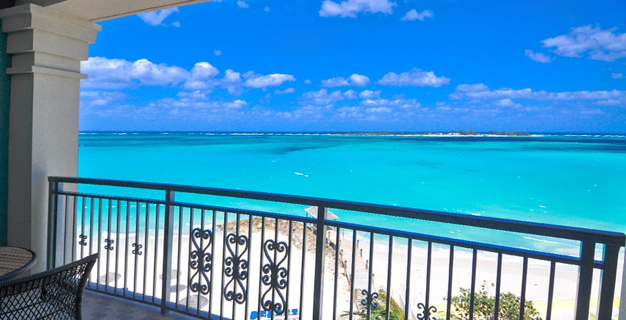 Balmoral Honeymoon Beachfront Butler Suite