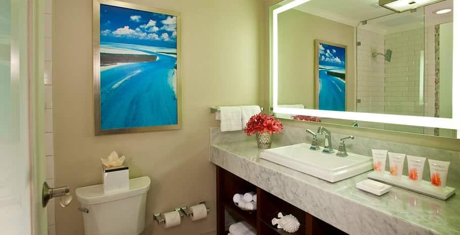 Balmoral Honeymoon Oceanview Club Level Room