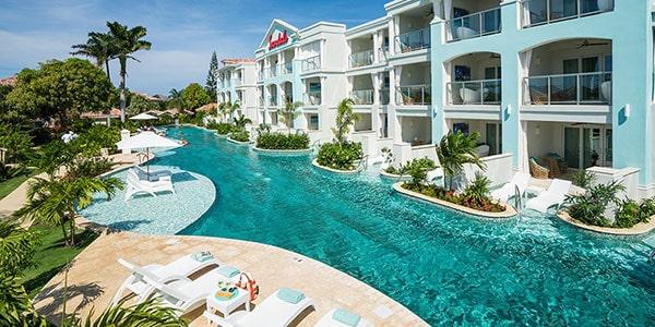 Crystal Lagoon Honeymoon Oceanview One Bedroom Butler Suite