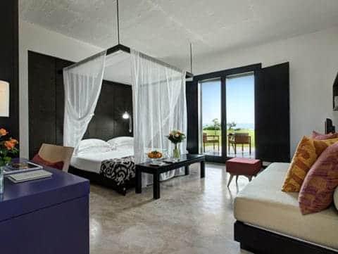 Verdura Resort Superior Deluxe Sea View Room