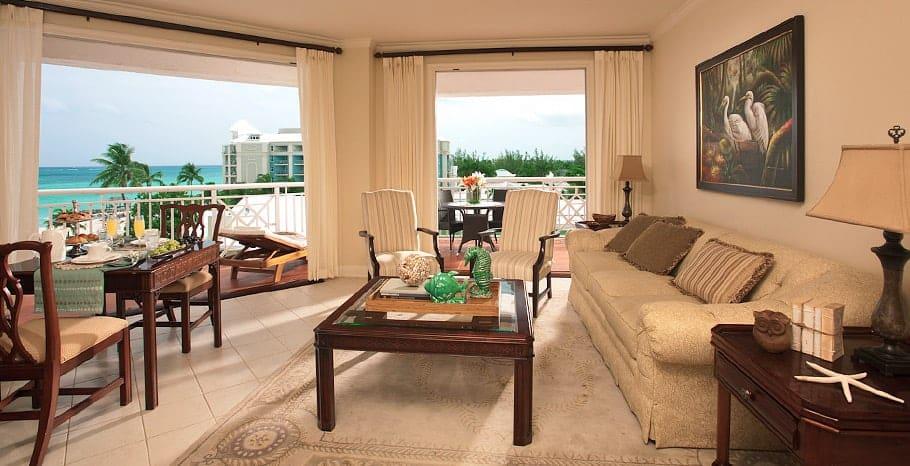 Windsor Oceanfront Penthouse One Bedroom Butler Royal Suite
