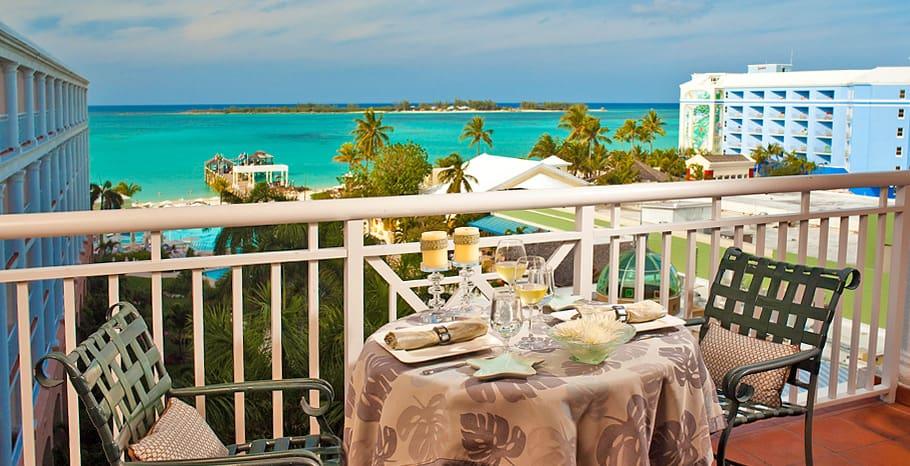 Windsor Oceanview Penthouse Club Level Suite