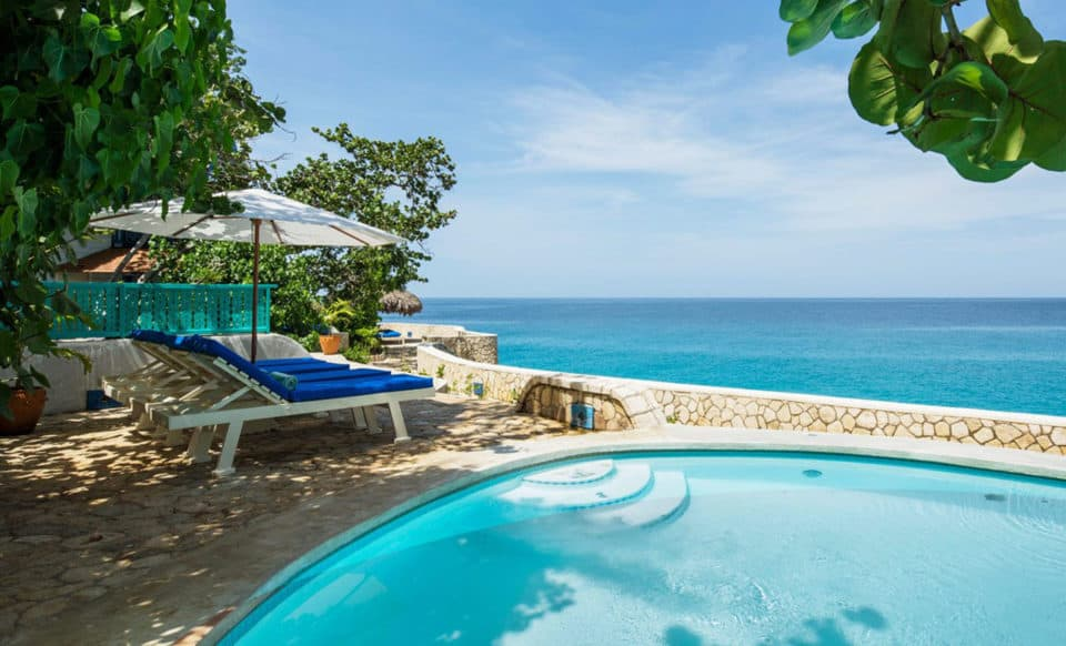 The Caves Hotel Jamaica Pool