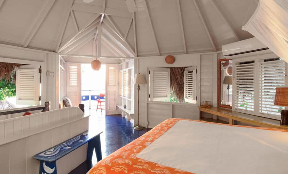 The Caves Hotel Jamaica Room