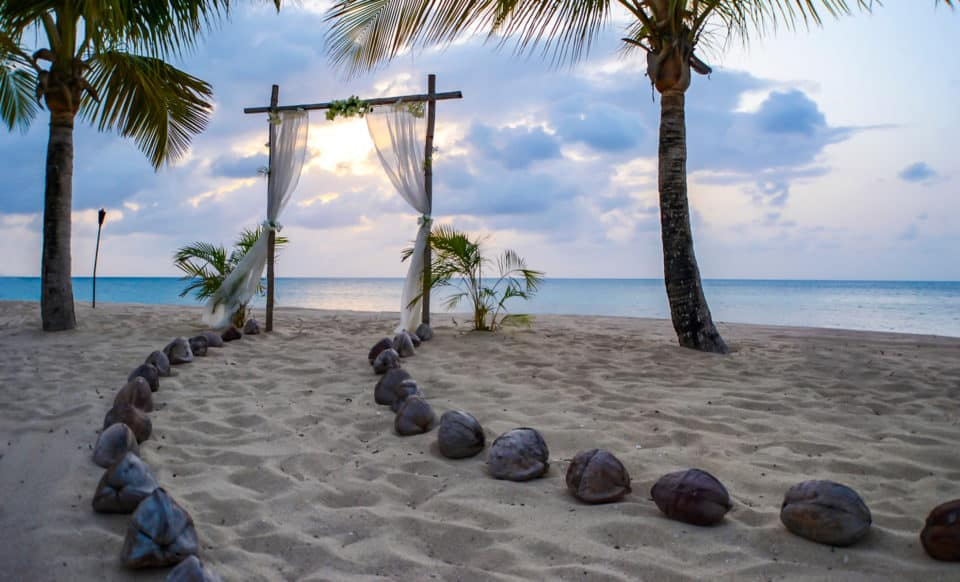 Galley Bay Resort & Spa Beach Wedding
