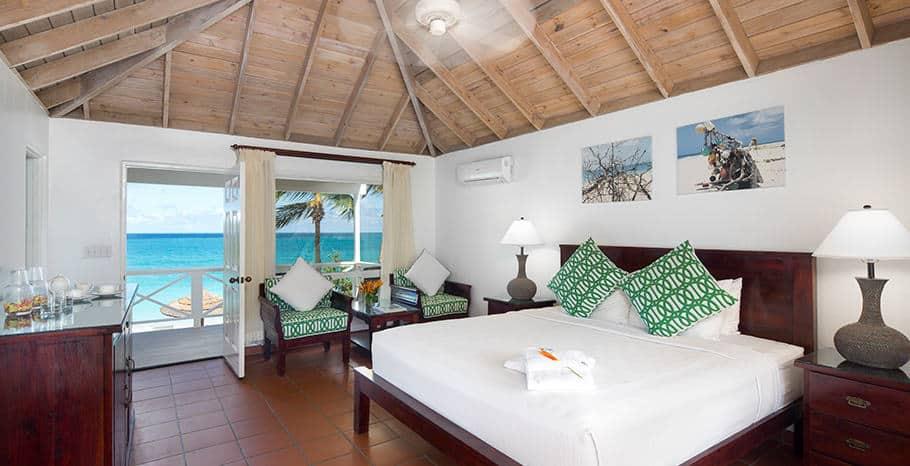 DeluxGalley Bay Resort & Spa Deluxe Room