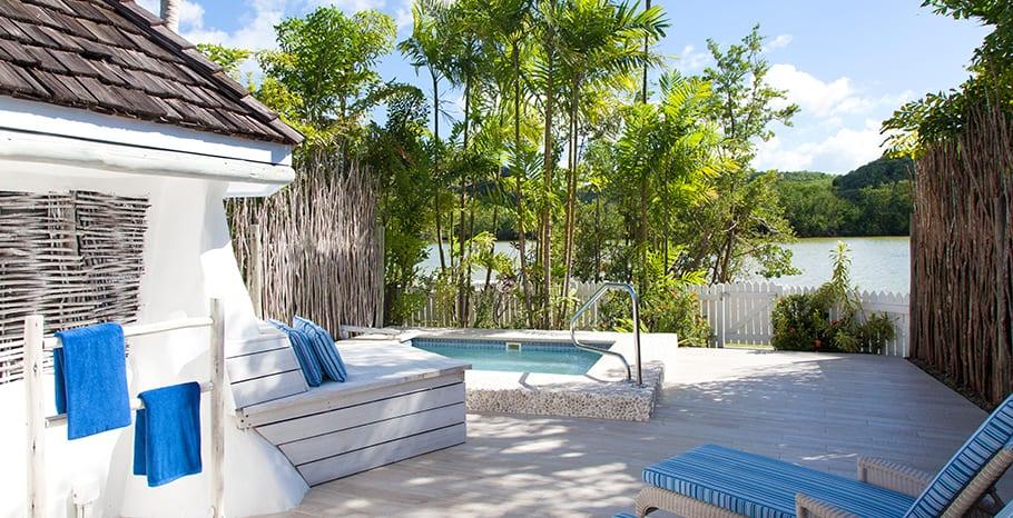 Galley Bay Resort & Spa Antigua Gauguin Suite Pool