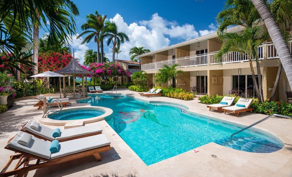 Sandals Grande Antigua Beach Pool