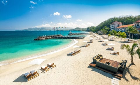 Sandals Grenada Resort & Spa Beach