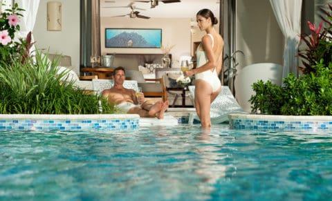 Sandals Grenada Resort & Spa Couple