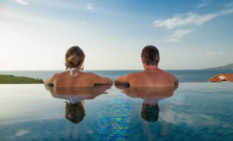 Sandals Grenada Resort & Spa Infinity Pool
