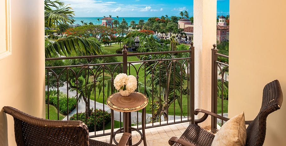 Sandals Grande Antigua Mediterranean Honeymoon Oceanview Club Level Suite
