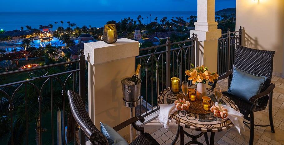 Sandals Grande Antigua Mediterranean Oceanview Penthouse One Bedroom Butler Suite