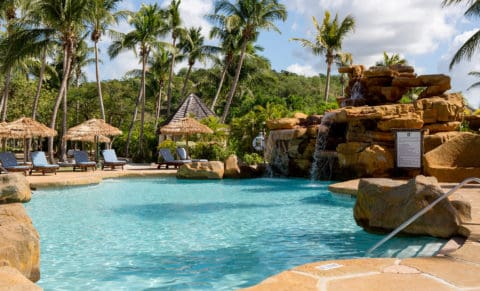 Galley Bay Resort Pool